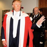 """En febrero de 2009, su empresa """"Trump Entertainment Resorts"""" se declaró en bancarrota por tercera vez, de la que salió en julio de 2010 Foto:Getty Images"""