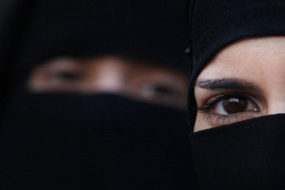 La mayoría de estas mujeres fueron capturadas en los territorios que ISIS se apodera. Foto:Getty Images