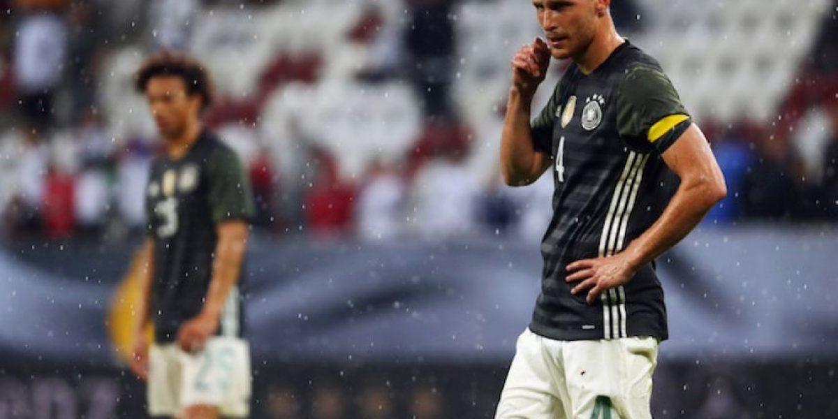 Amistosos Internacionales: Alemania pierde ante Eslovaquia y España vence a Bosnia