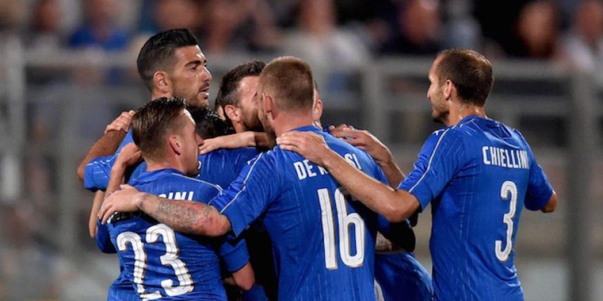 Italia vence a Escocia previo a la Eurocopa