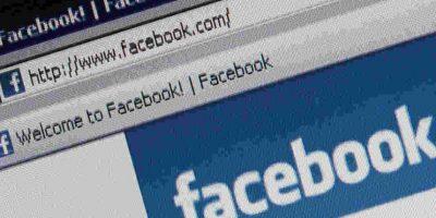 Facebook es la tercera red social preferida por los jóvenes. Foto:Getty Images