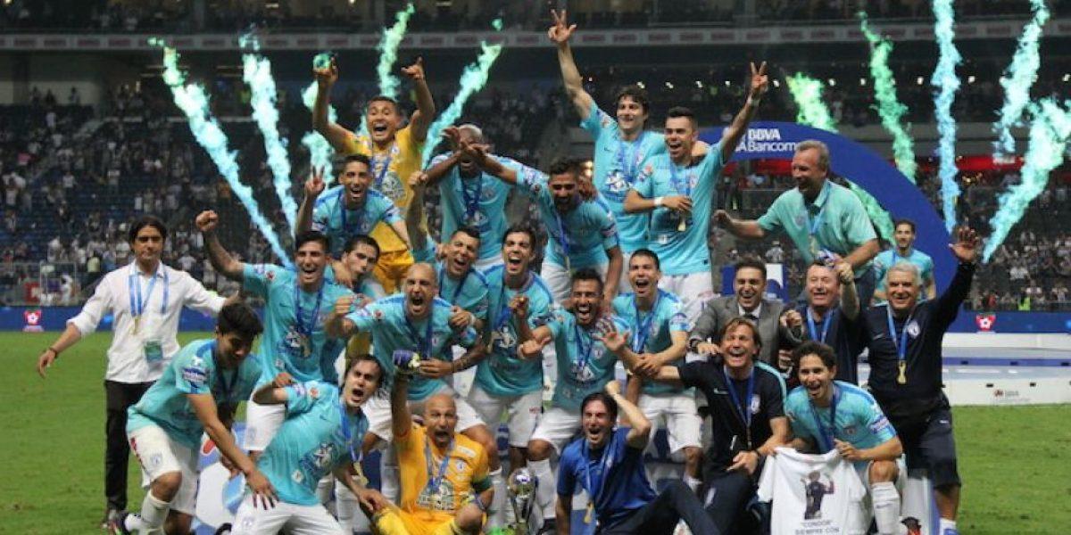 ¡De película! Pachuca vence a Monterrey y es campeón del Clausura 2016