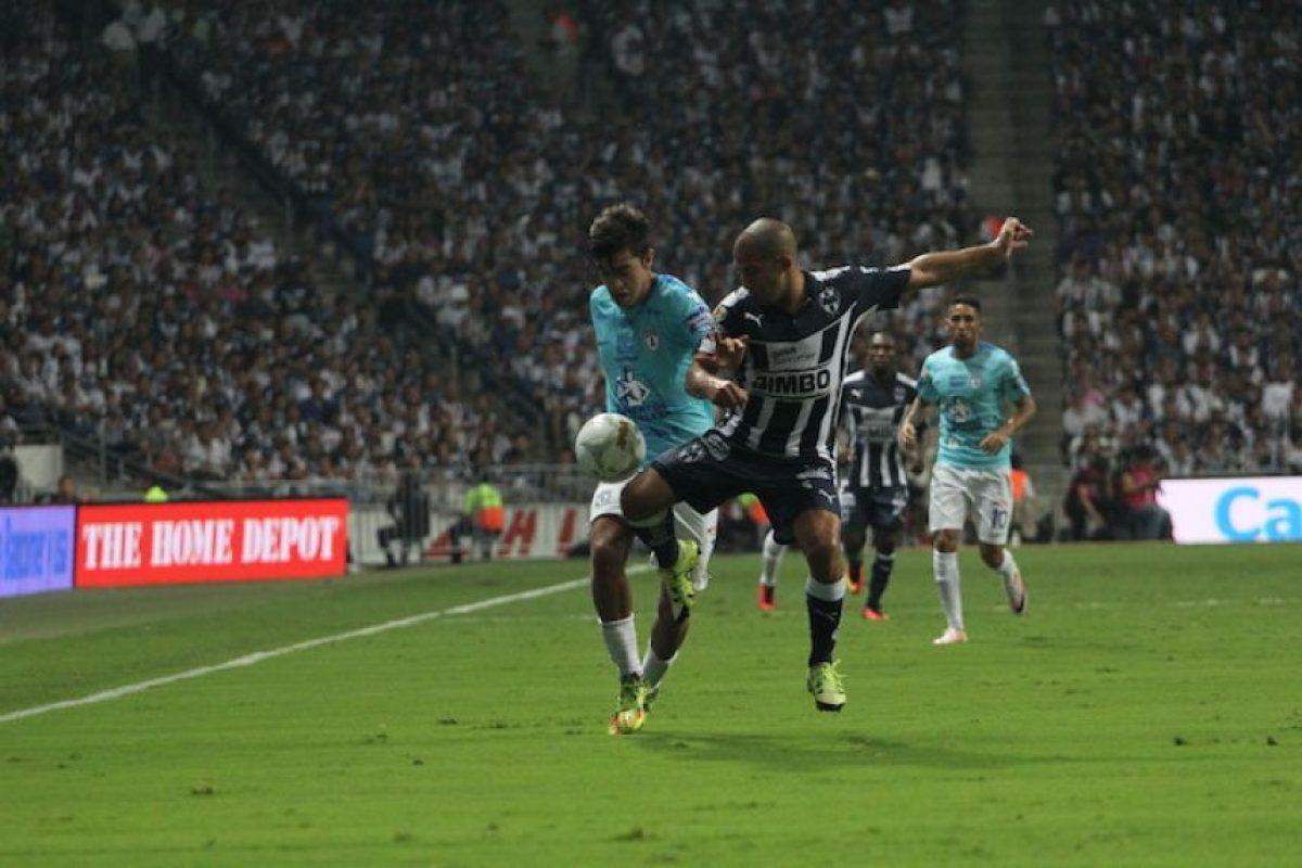 ¡De película! Pachuca vence a Monterrey y es campeón del Clausura 2016 Foto:Israel Salazar/Publisport