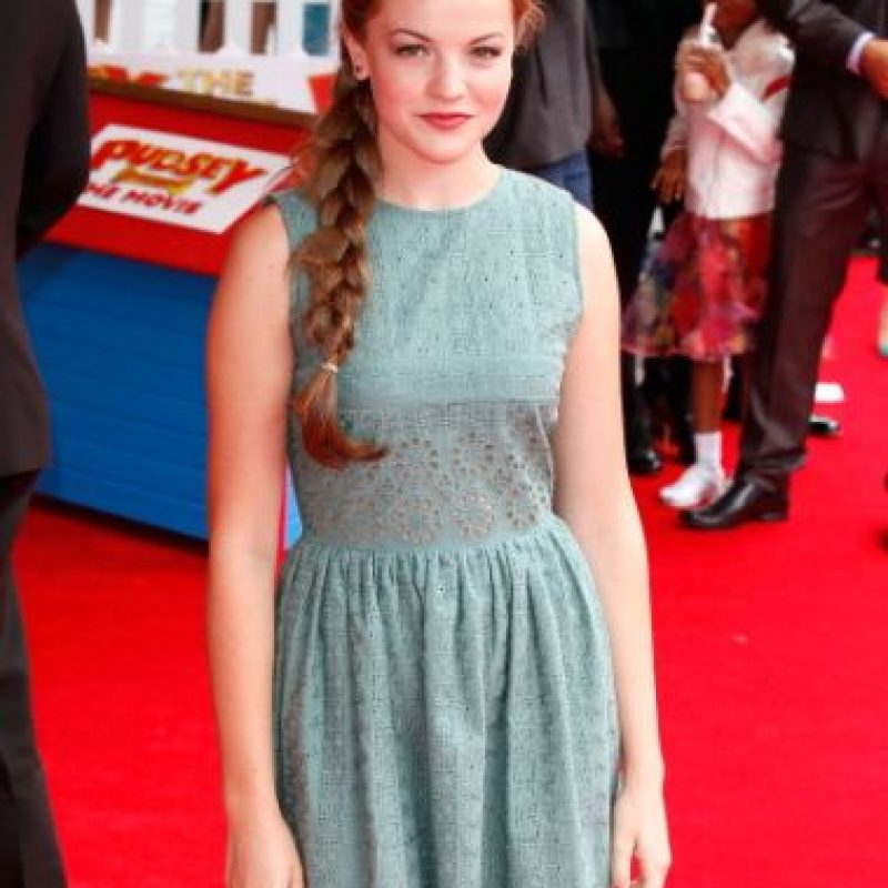 Izzy Meikle-Small quien fue finalista para obtener el personaje de Sansa Stark Foto:Gettyimages
