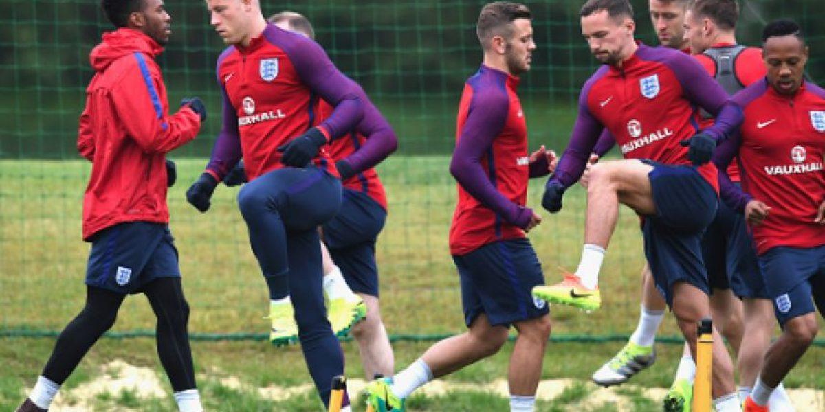 Inglaterra anuncia su lista final para disputar la Eurocopa
