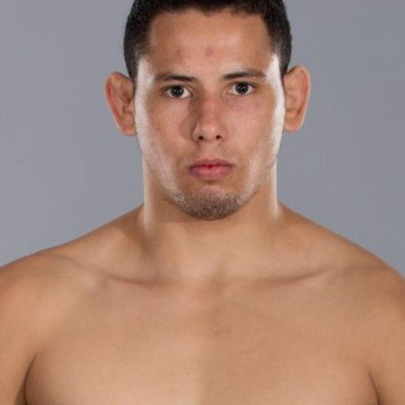 Martín Bravo, México Foto:UFC