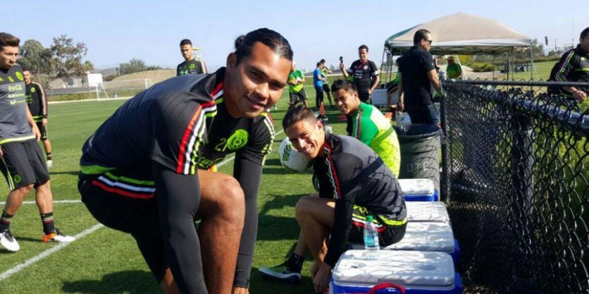 Primer entrenamiento Tricolor en San Diego