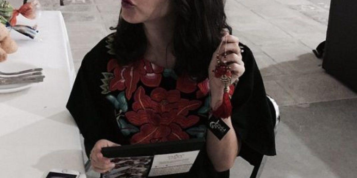 Ximena Sariñana no se queda quieta