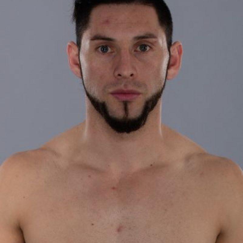 Santiago Cárdenas, Chile Foto:UFC