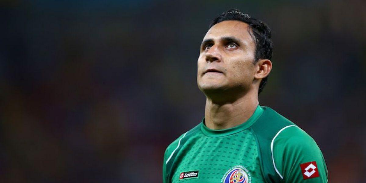 ¡Otro Campeón fuera! Costa Rica pierde a Keylor Navas para la Copa América Centenario
