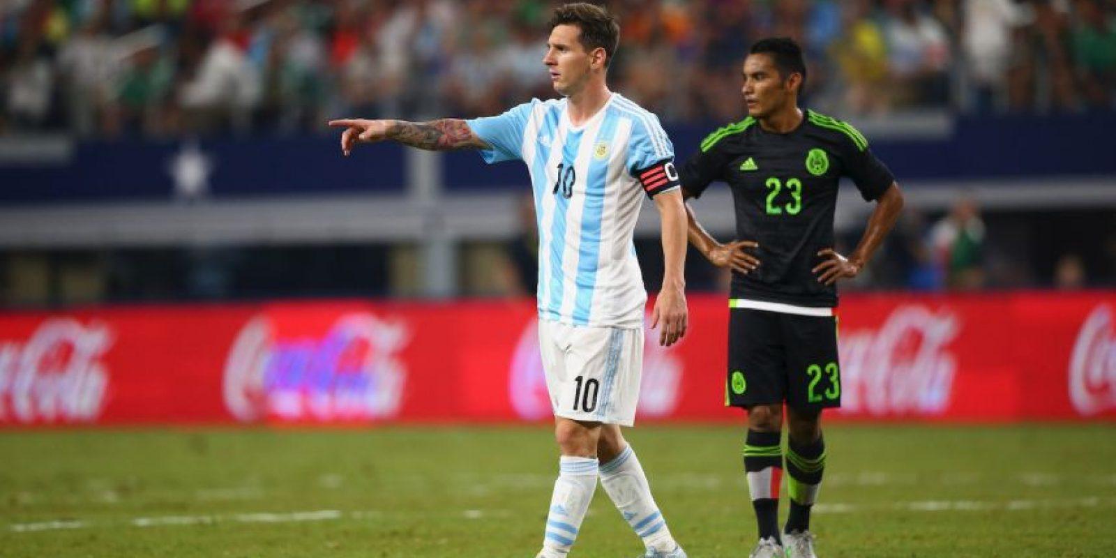 La Selección de Argentina es favorita para ganar la Copa América Centenario Foto:Getty Images