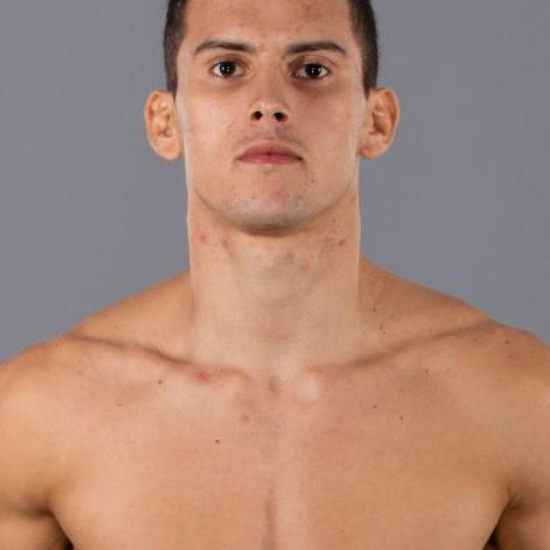 Claudio Puelles, Perú Foto:UFC