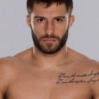 Marcelo Rojo, Argentina Foto:UFC