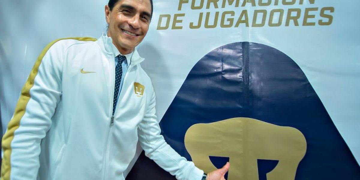 Presentan a Palencia con Pumas y revela cuáles son sus objetivos