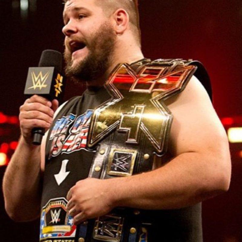 Kevin Owens Foto:WWE