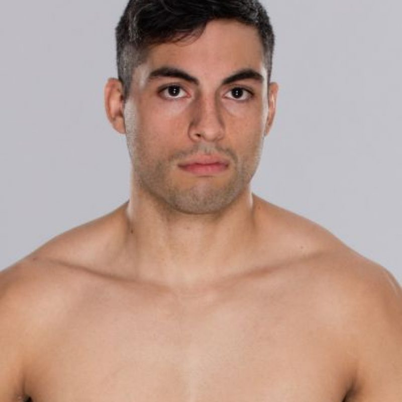 Juan Villaseca, Chile Foto:UFC