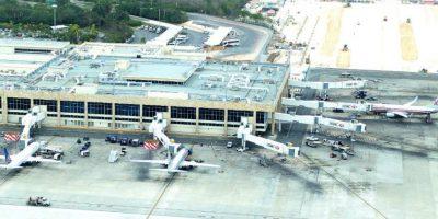 Apenas el año pasado, la terminal cancunense atendió a más de 19 millones de pasajeros nacionales y extranjeros Foto:Megamedia