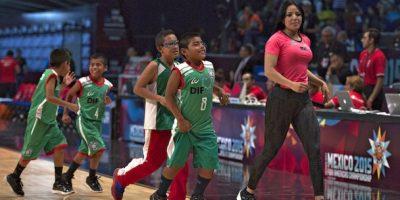 Los triquis jugarán la Copa Barcelona de basquetbol infantil. Foto:Mexsport