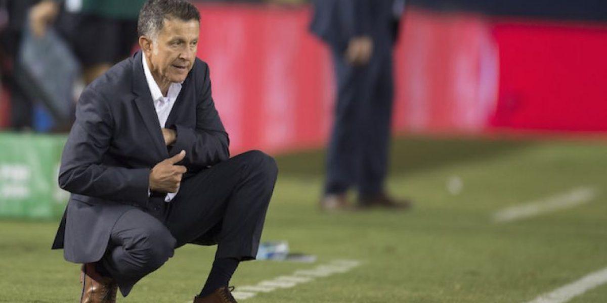 Juan Carlos Osorio ve al Tri con más efectividad que el campeón