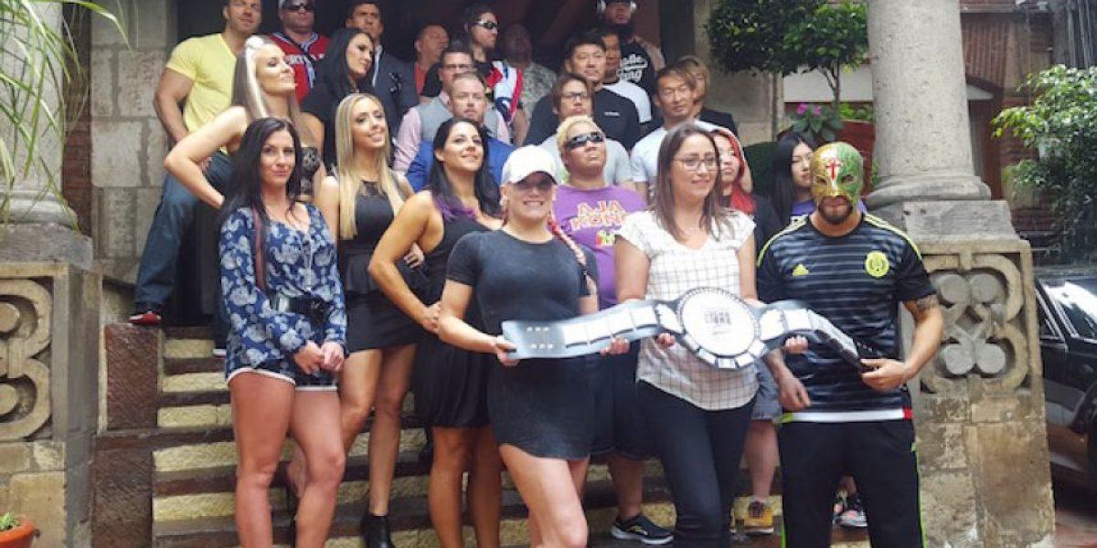 FOTOS: Conoce a los equipos que disputarán Lucha Libre World Cup 2016