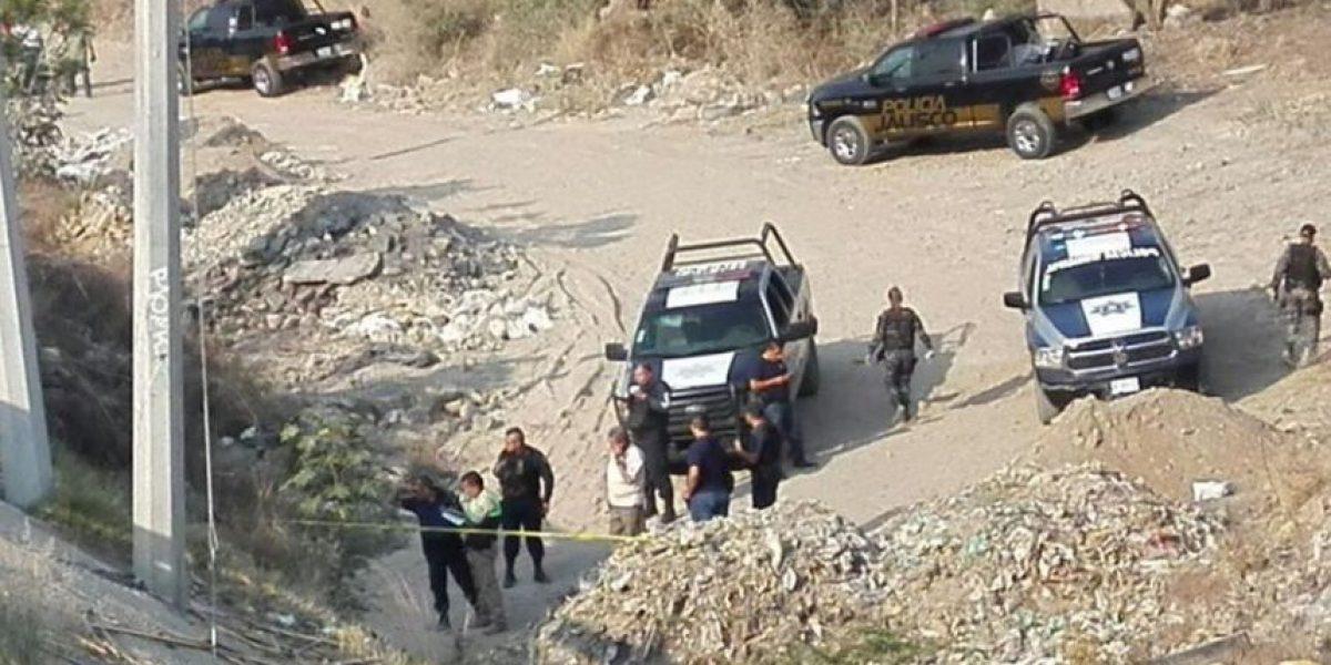 Hallan 6 ejecutados y un calcinado en distintos puntos de Jalisco