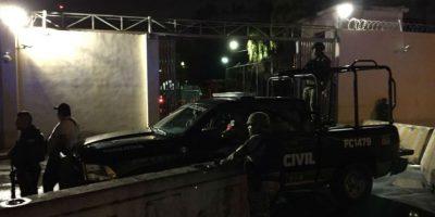 Los hechos ocurren días después que el gobernador visitara el reclusorio. Foto:Víctor Badillo