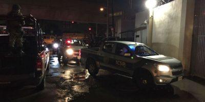 Las detonaciones se escucharon a la redonda. Foto:Víctor Badillo