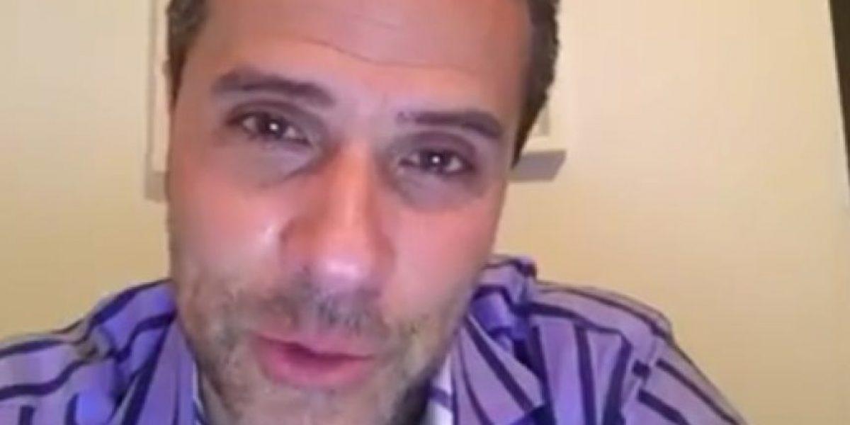 Marco Antonio Regil dedica emotivo mensaje a su mascota