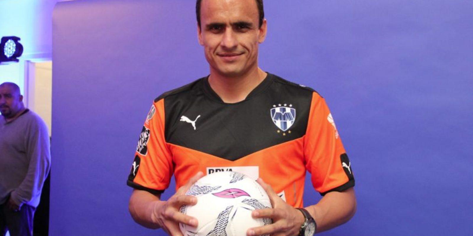 Juan de Dios Ibarra, no renovó contrato con el Monterrey. Foto:Israel Salazar