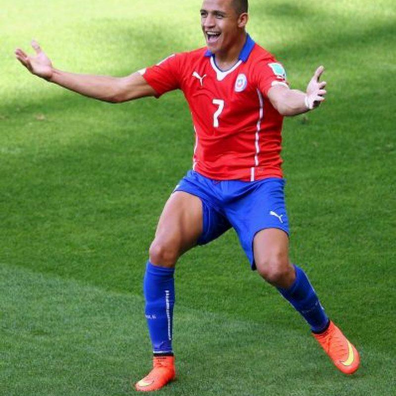 Alexis Sánchez (Chile) – 55 millones de euros Foto:Getty Images