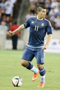 Sergio Agüero (Argentina) – 60 millones de euros Foto:Getty Images