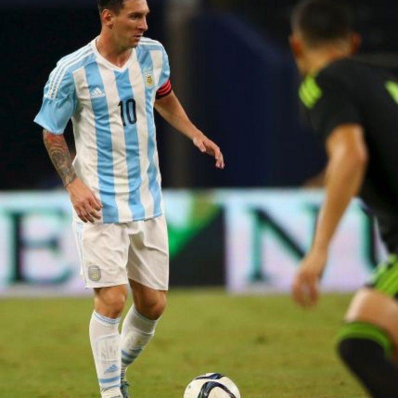 Lionel Messi (Argentina) – 120 millones de euros Foto:Getty Images