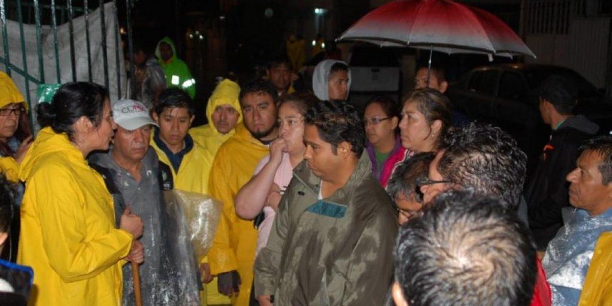 Lluvia inundó 500 casas en Iztapalapa