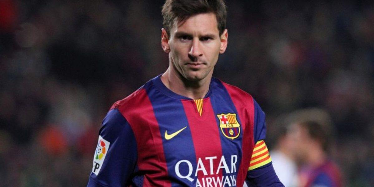 Messi y su impresionante cambio de look ¡Con barba!