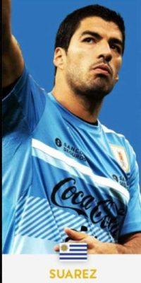 Luis Suárez (Uruguay/Barcelona)