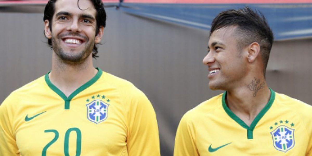 Kaká se queda fuera de la Copa América Centenario