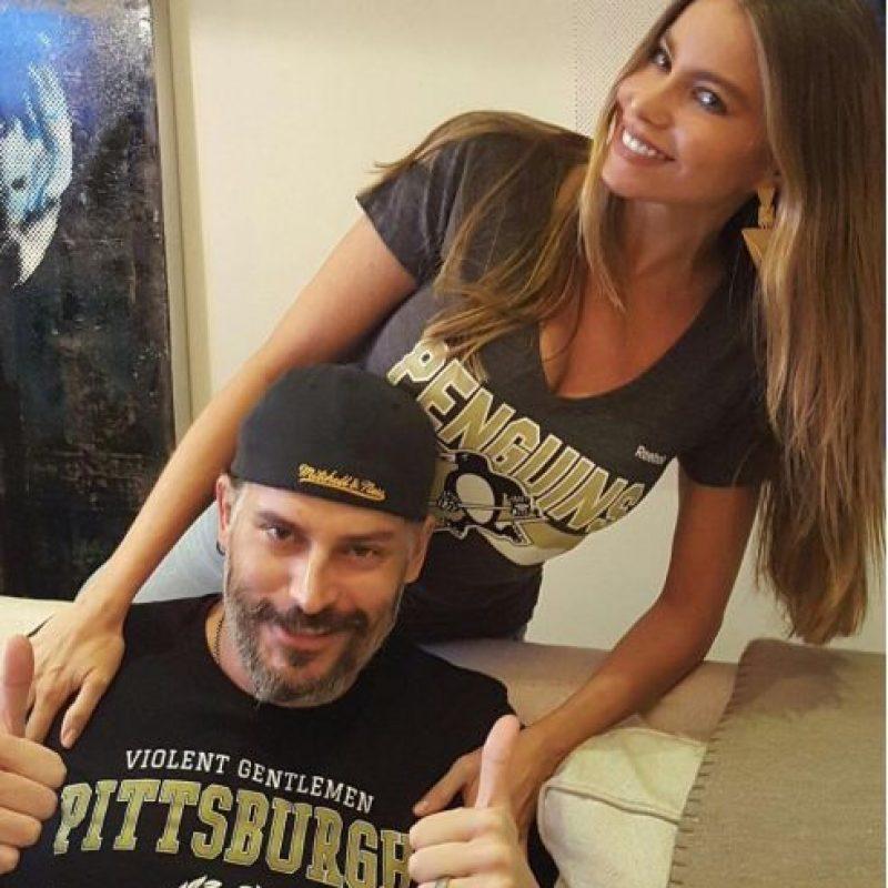 Sofía y Joe se comprometieron en Hawái, el 25 de diciembre del 2014 Foto:Vía instagram.com/joemanganiello