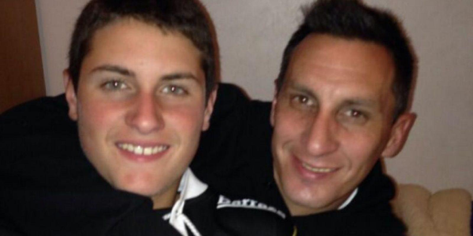 Hijo del Chaco Giménez fue convocado al Tricolor Foto:Twitter