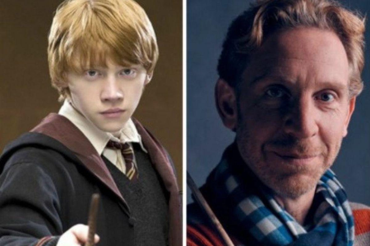 """Paul Thornley se meterá en la piel de """"Ron Weasley"""" Foto:Pottermore"""