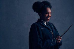 "Cherrelle Skeete es ""Rose Granger-Weasley"" Foto:Pottermore"