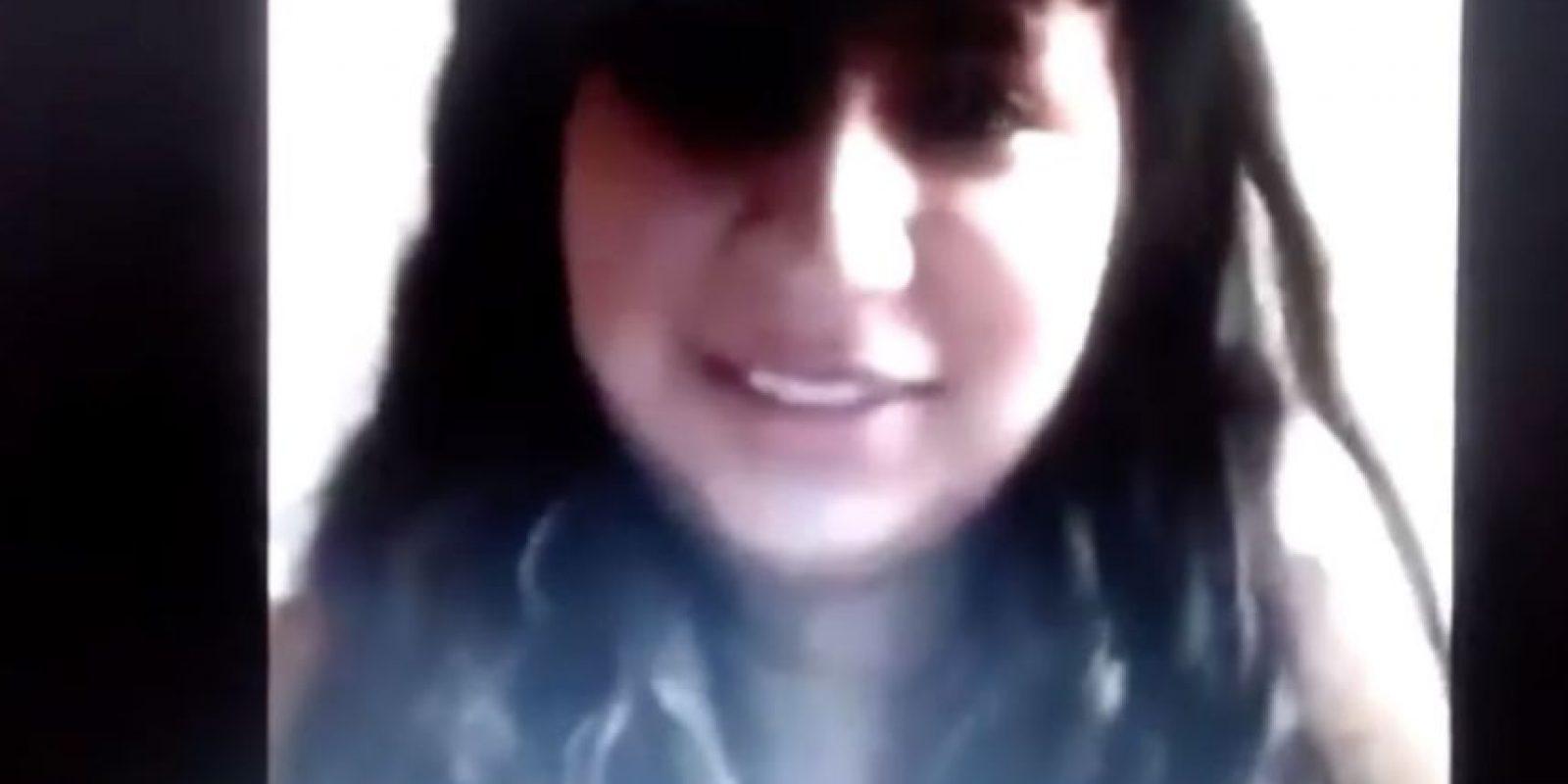La joven trató de cometer suicidio. Foto:Facebook/Operaciones Especiales México