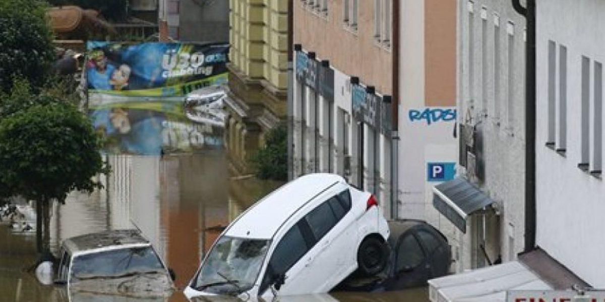 Inundaciones en Alemania cobran la sexta víctima en la semana