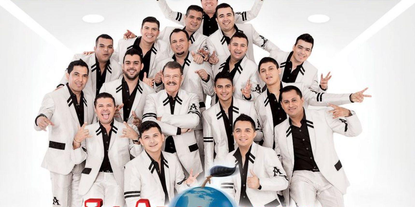 La Arrolladora Banda El Limón viene por más primeros lugares Foto:Universal Music