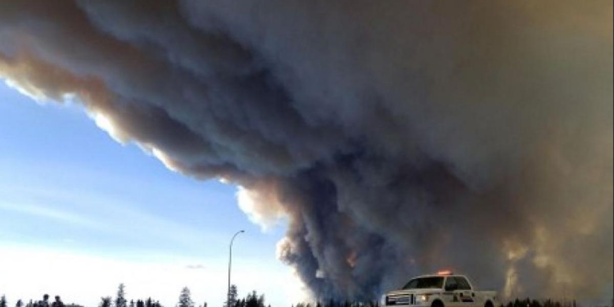 De la selva de Quintana Roo a combatir incendio en Canadá