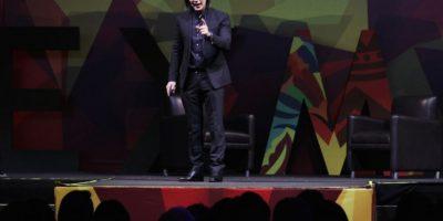 Habló acerca de cómo la tecnología impactará en el modelo de negocios y el estilo de vida. Foto:Nicolás Corte / Publimetro