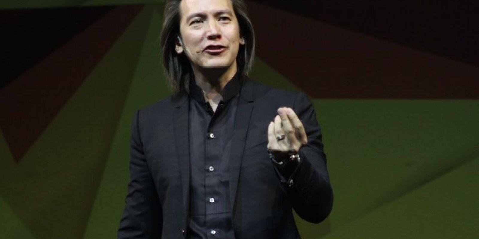 Mike Walsh, es CEO de Tomorrow, una consultora de modelos de negocios para el siglo XXI. Foto:Nicolás Corte / Publimetro