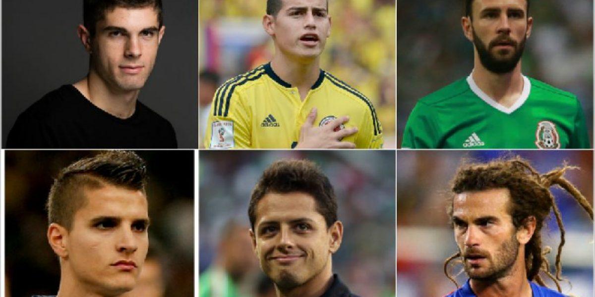 FOTOS: Los guapos de la Copa América Centenario