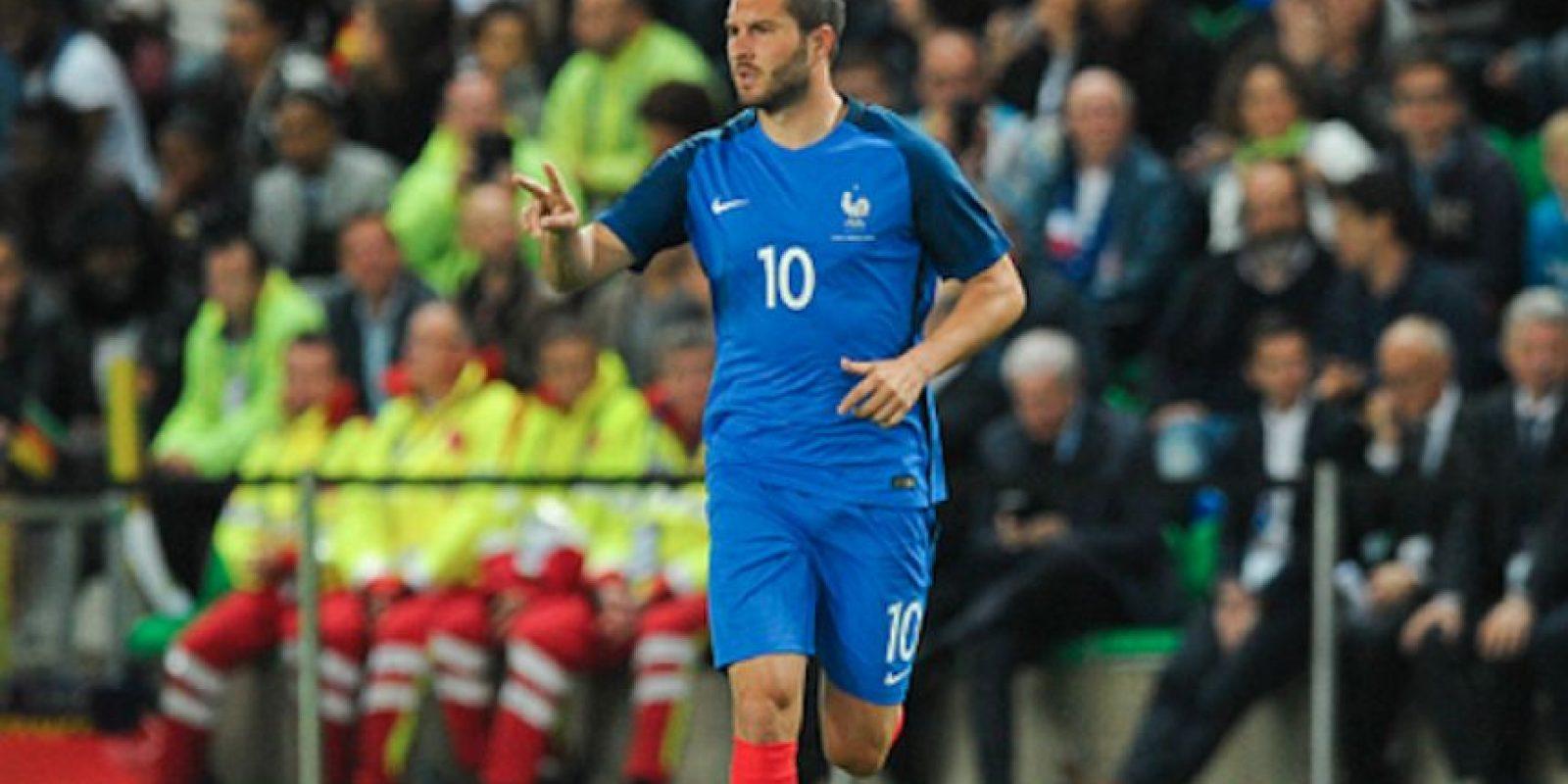 André-Pierre Gignac jugará la Eurocopa 2016 con Francia. Foto:Getty Images