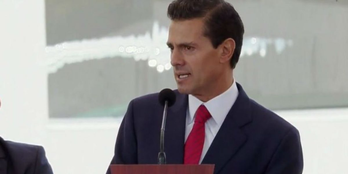 En segundo semestre operará el número 911, anuncia Peña Nieto