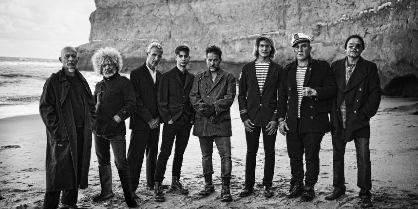Después de 17 años regresan Los Fabulosos Cadillacs Foto:Sony Music